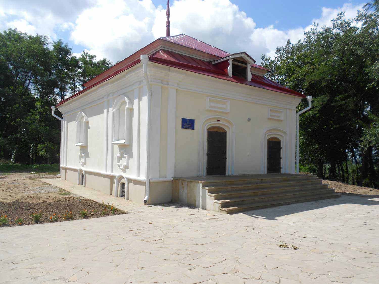Кам'яниця Павла Полуботка